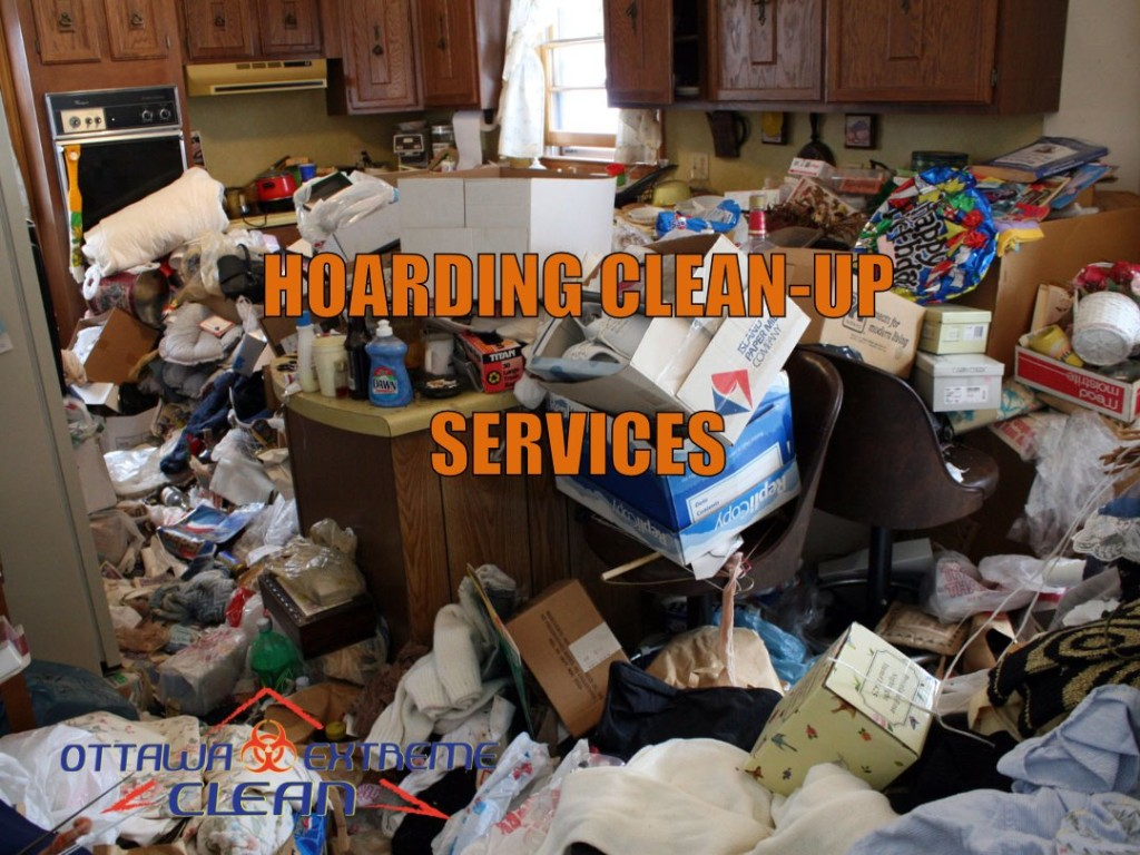 hoarding cleaning services Ottawa, Ontario