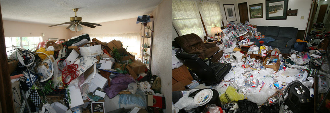 hoarding cleaning professionals London Ontario
