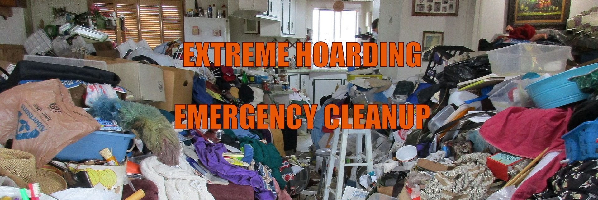 Hoarding Cleanup Services Ottawa