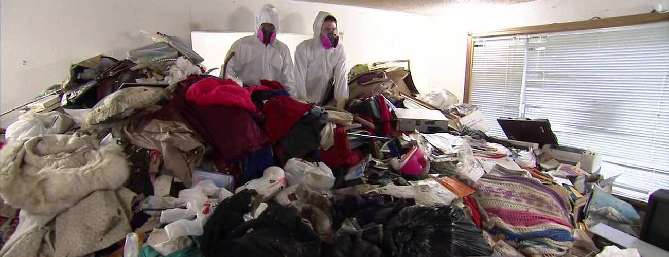 professional hoarding cleanup company London